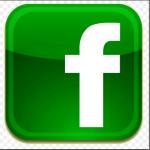 Green Facebook Logo