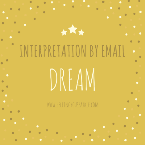 Pay for a professional Dream Interpretation