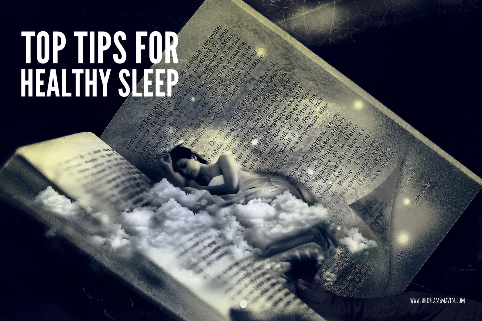 Sleep: what's keeping us awake (and what we can do about it)