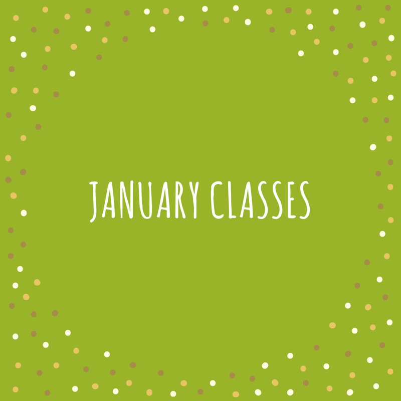 Relaxation Classes January 2018 – dates announced