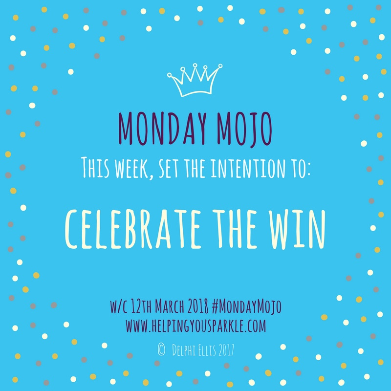 Monday Mojo – Celebrate the Win