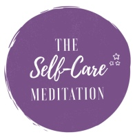 Self Care Meditation Button