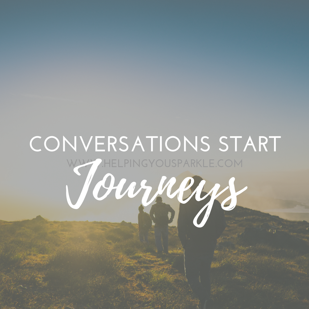 World Mental Health Day – Conversations Start Journeys