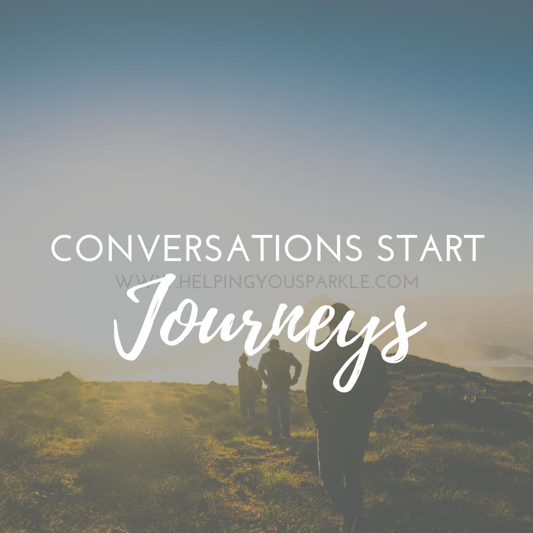 World Mental Health Day – Conversations Start Journeys